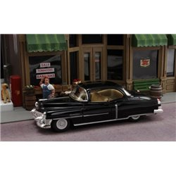 1953 Cadillac Series 62 Coupe (Black)