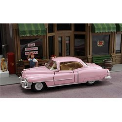 1953 Cadillac Series 62 Coupe (Pink)