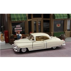 1953 Cadillac Series 62 Coupe (White)