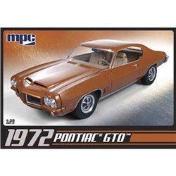 1972 Pontiac GTO (Model Kit)