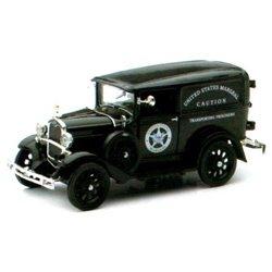 "1931 Ford Model A Panel Van ""U.S. Marshall"""
