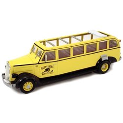 "1936 White Motors 706 Tour Bus ""Gettysburg Battlefield"""