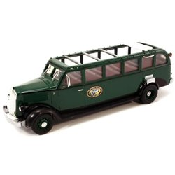 1936 White Motors 706 Tour Bus (Green)