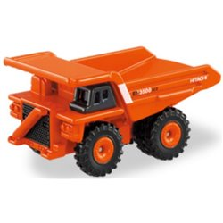 Hitachi EH 3500 ACII Dump Truck (Orange)
