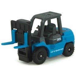 Toyota Geneo 35 Hybrid Forklift (Blue/Gray)