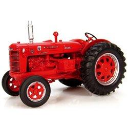 1948 McCormick-Deering WD-9 Tractor (Red)