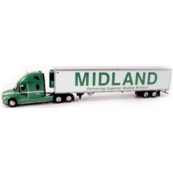 "Freightliner Cascadia w/53' Reefer Van ""Midland"""