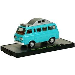 1965 Ford Econoline Camper Van (Light Blue)