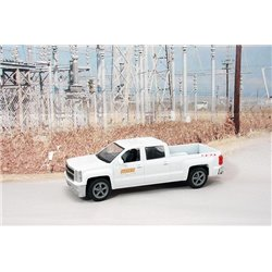 "Chevy Silverado 1500 Pickup ""New York State Electric and Gas"""