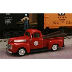 "1948 Ford F-1 Pickup ""Atlantic Coast Line Railroad"""