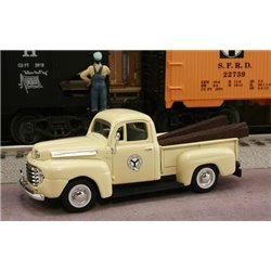 "1948 Ford F-1 Pickup ""Belt Railway of Chicago Railroad"""