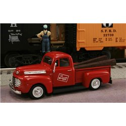 "1948 Ford F-1 Pickup ""Milwaukee Road"""