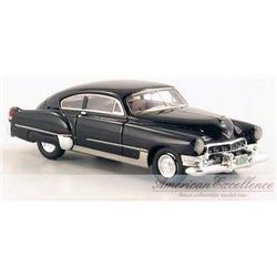1949 Cadillac Series 62 Club Coupe Sedanette (Black)